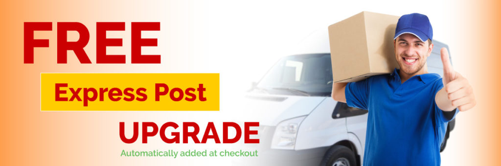 Free Express Post Upgrade