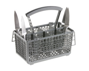 Basket with four smnall knifes