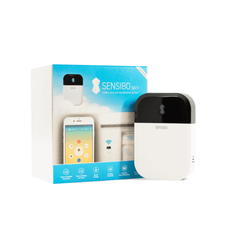 Sensibo Australia sensibo cloud white box shadow